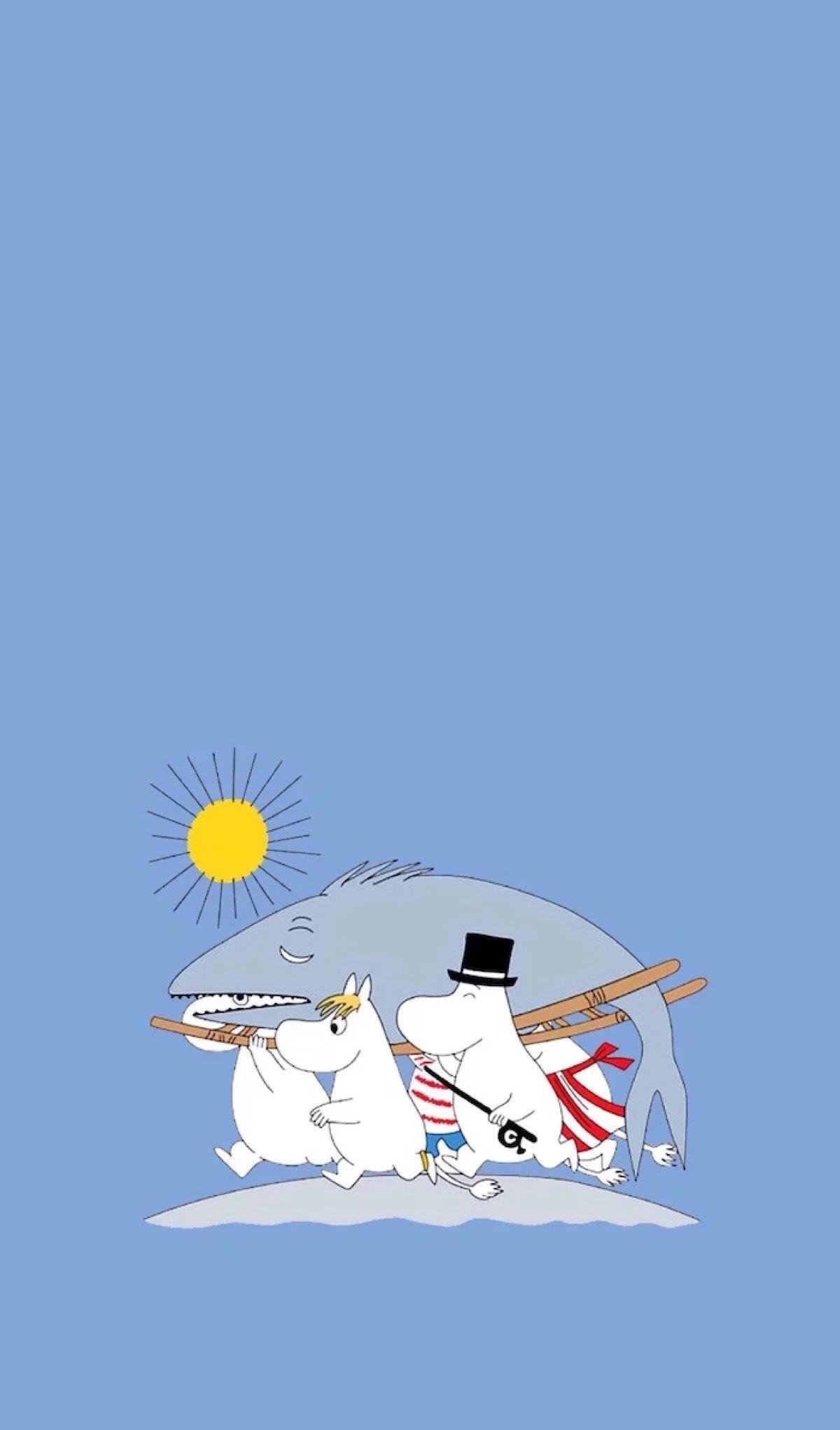 ツ ᴘɪɴᴛᴇʀᴇsᴛ ᴍʏʟᴇɴᴀ ʙᴀᴄʜᴍᴀɴɴ ムーミン 壁紙 ムーミン イラスト 可愛い キャラクター イラスト