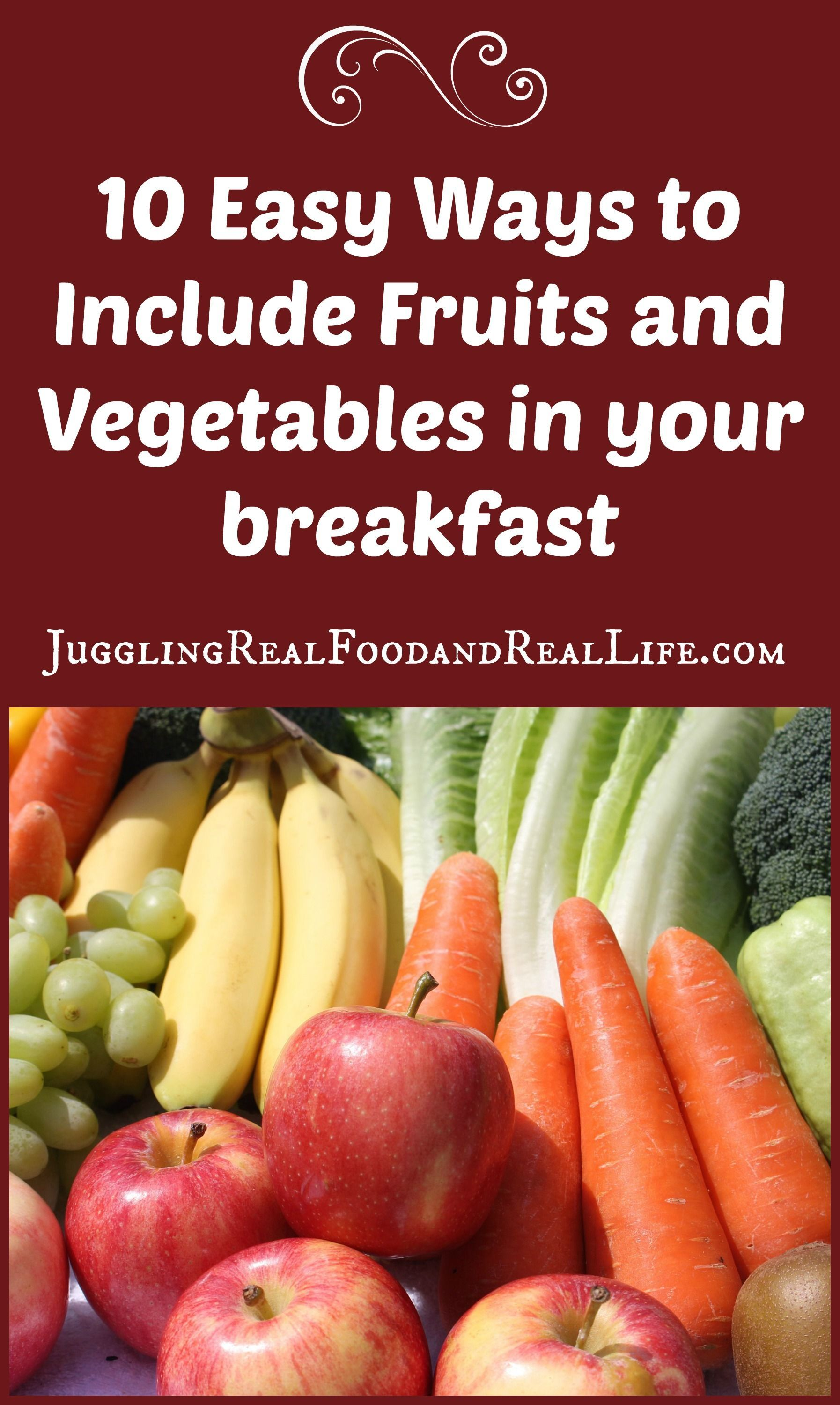 Vegetables Breakfast According Question Dietary Include Healthy Website Veggies Harvard Eating Enough F Real Food Recipes Fruits And Veggies Fruit