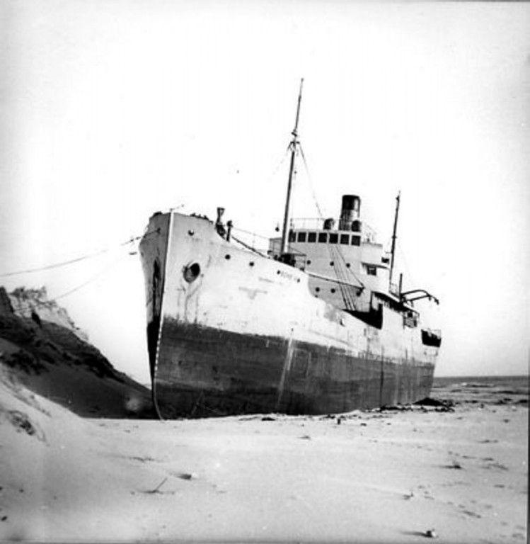 North sea flood of 1953
