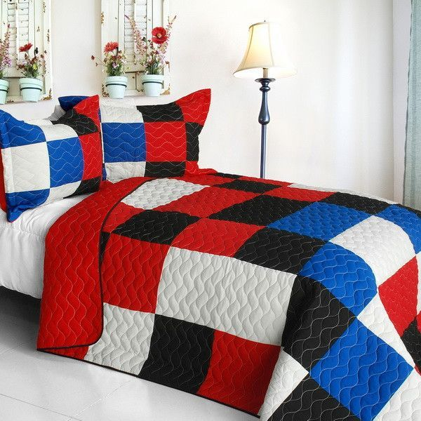 Rational Thinking Quilt Set (Full/Queen Size)