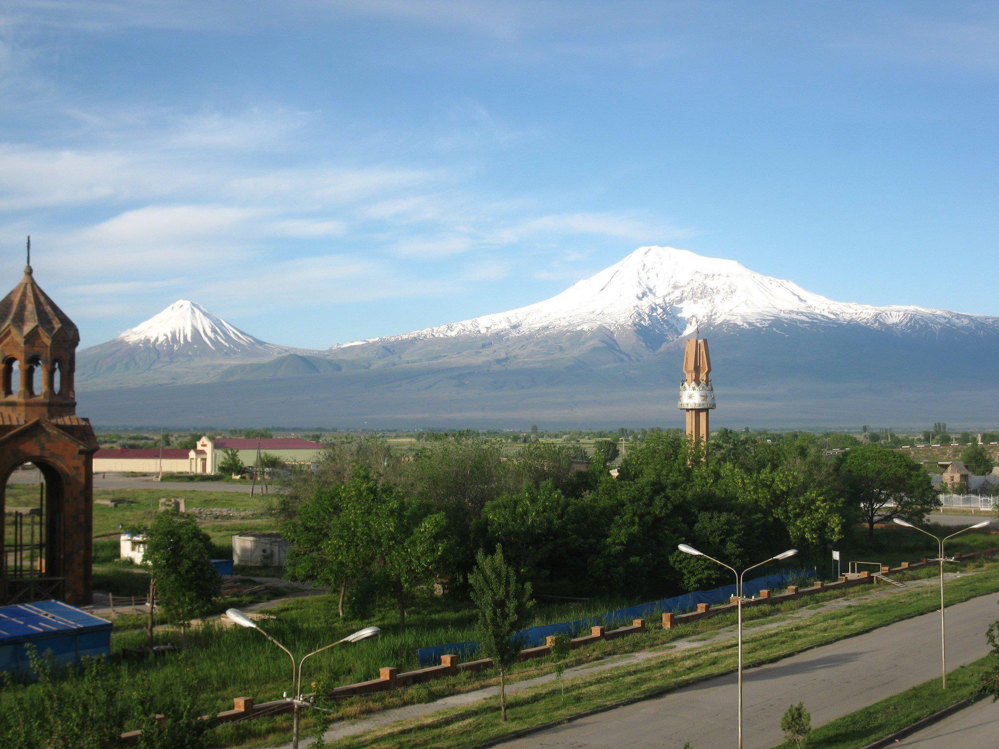 В Армению на майские праздники 2014