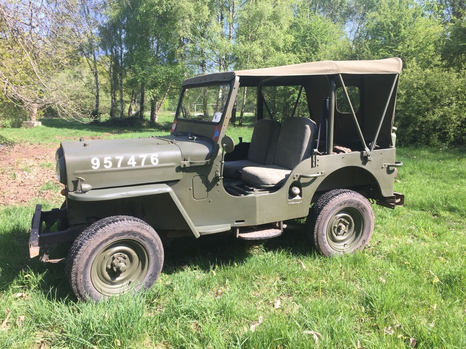 Ebay Willys Jeep By Mahindra Pre1960s Cars Willys Jeep