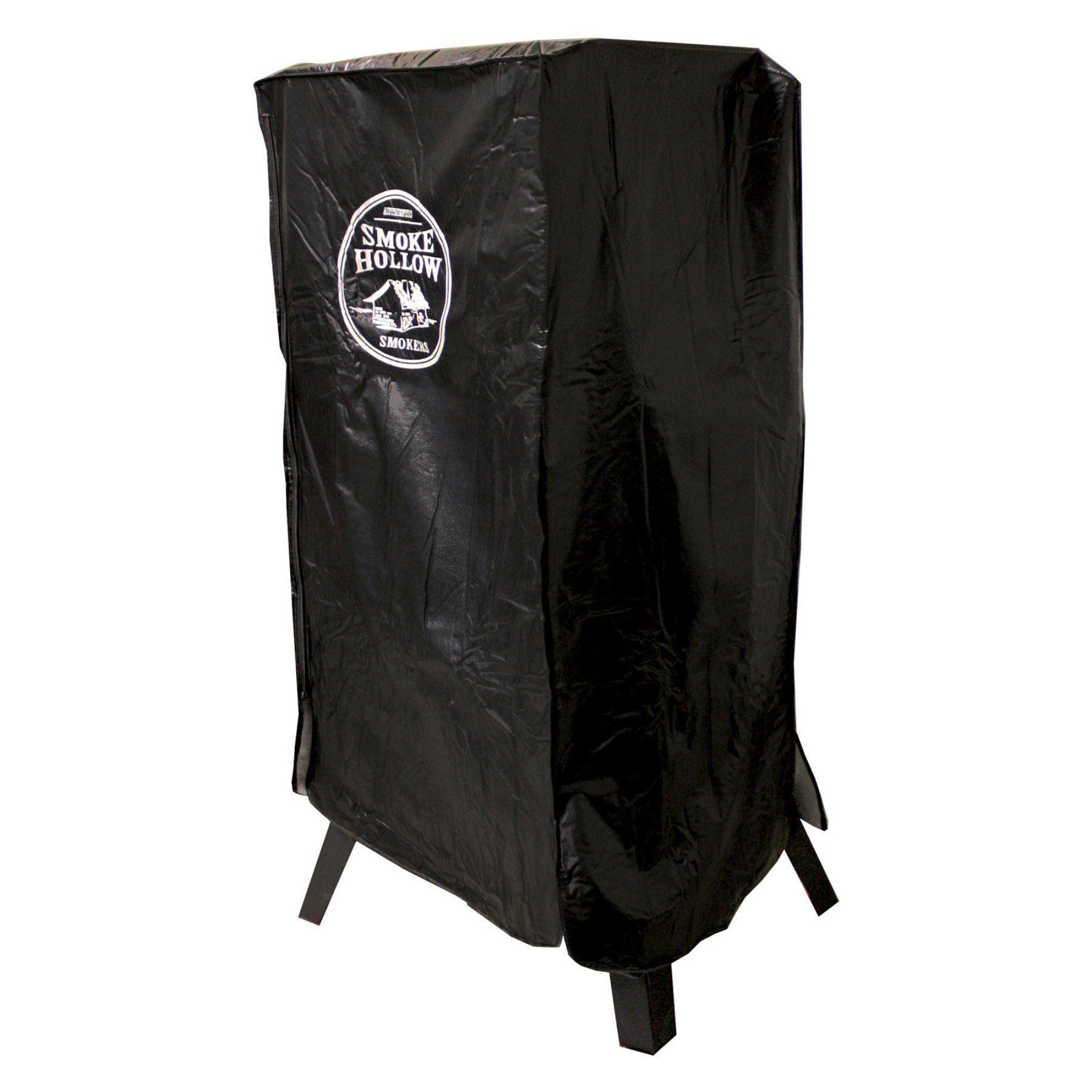 Smoke Hollow SC38 Heavy Duty Water Resistant PVC Smoker Cover SC38