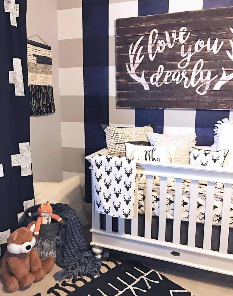 Crew S Love You Dearly Nursery Baby Boy Room Nursery Nursery