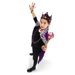 Easy Queen Costume for Kids  sc 1 st  Pinterest & Queen of Mean | Halloween | Pinterest | Homemade halloween Disney ...
