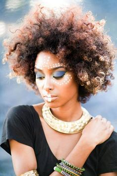 Afro highlights chocolate is beatiful pinterest afro highlights pmusecretfo Choice Image