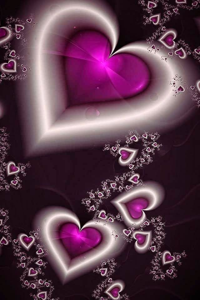 Love bits and pieces from my heart to your heart.