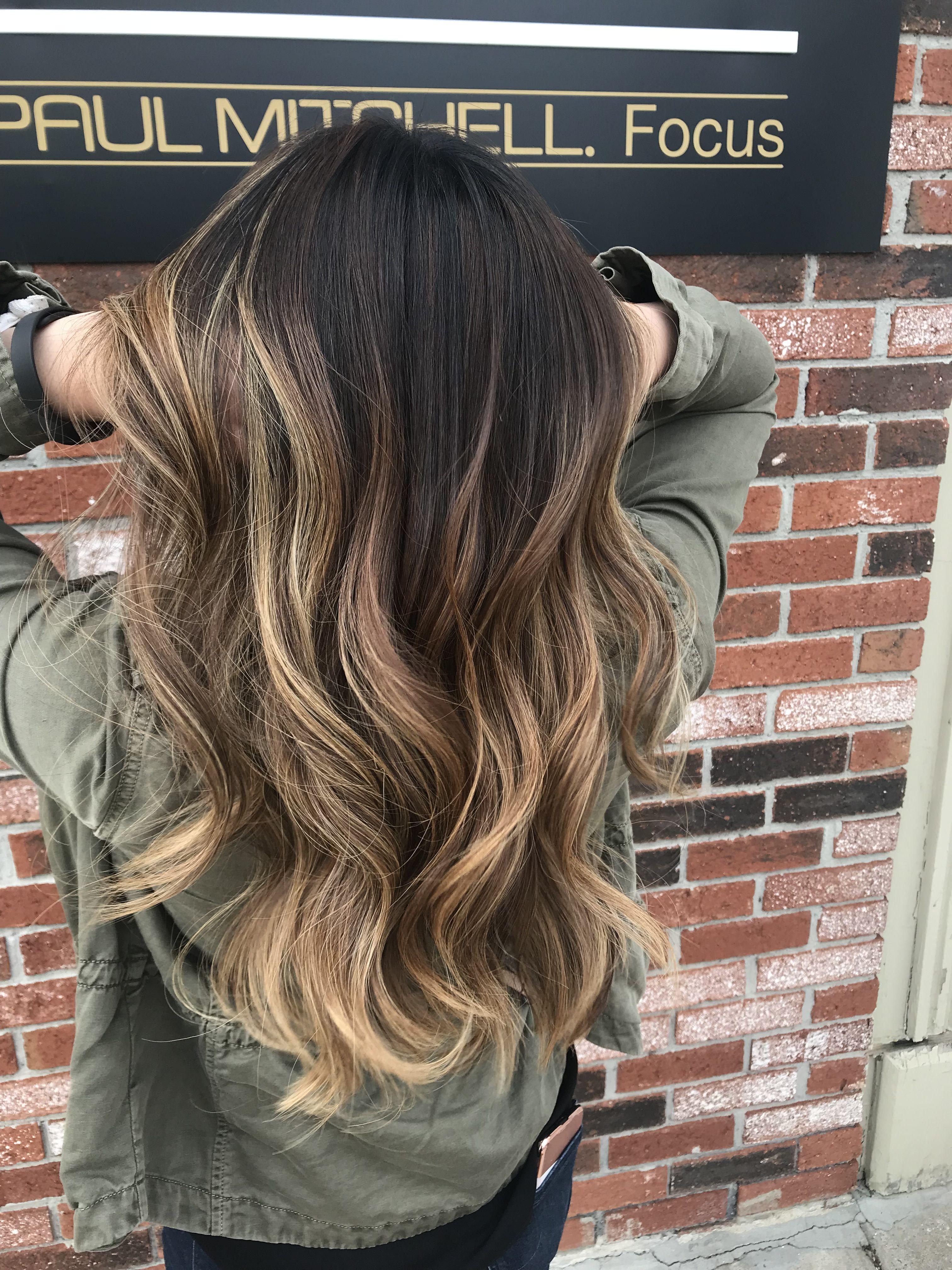 Hair color for medium length black hair types  Asian Indian Korean