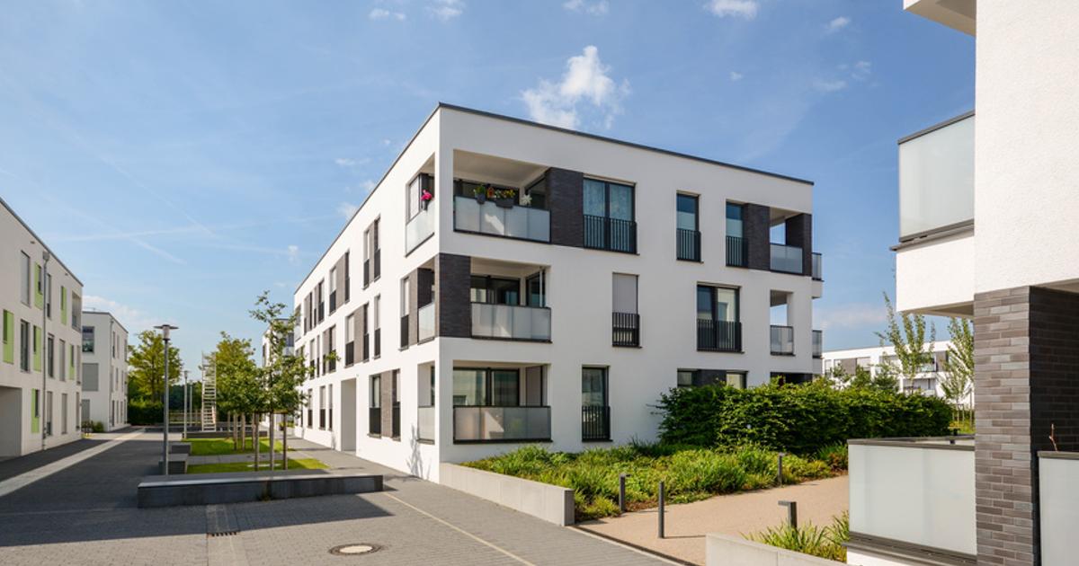 Negativzinsen In Deutschland Die Deutschebundesbank Hat Fur Ihren Monatsbericht November 2019 Eine Stichprobe Ge Immobilien Mehrfamilienhauser Familien Haus