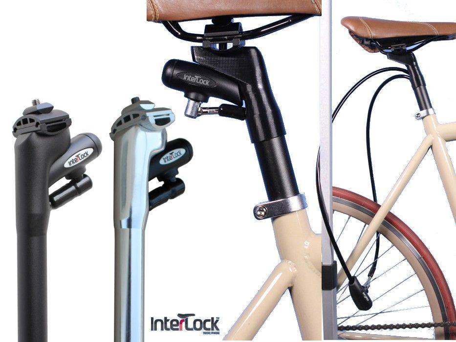 Interlock Das Integrierte Fahrradschloss Zubehor Fahrradschloss