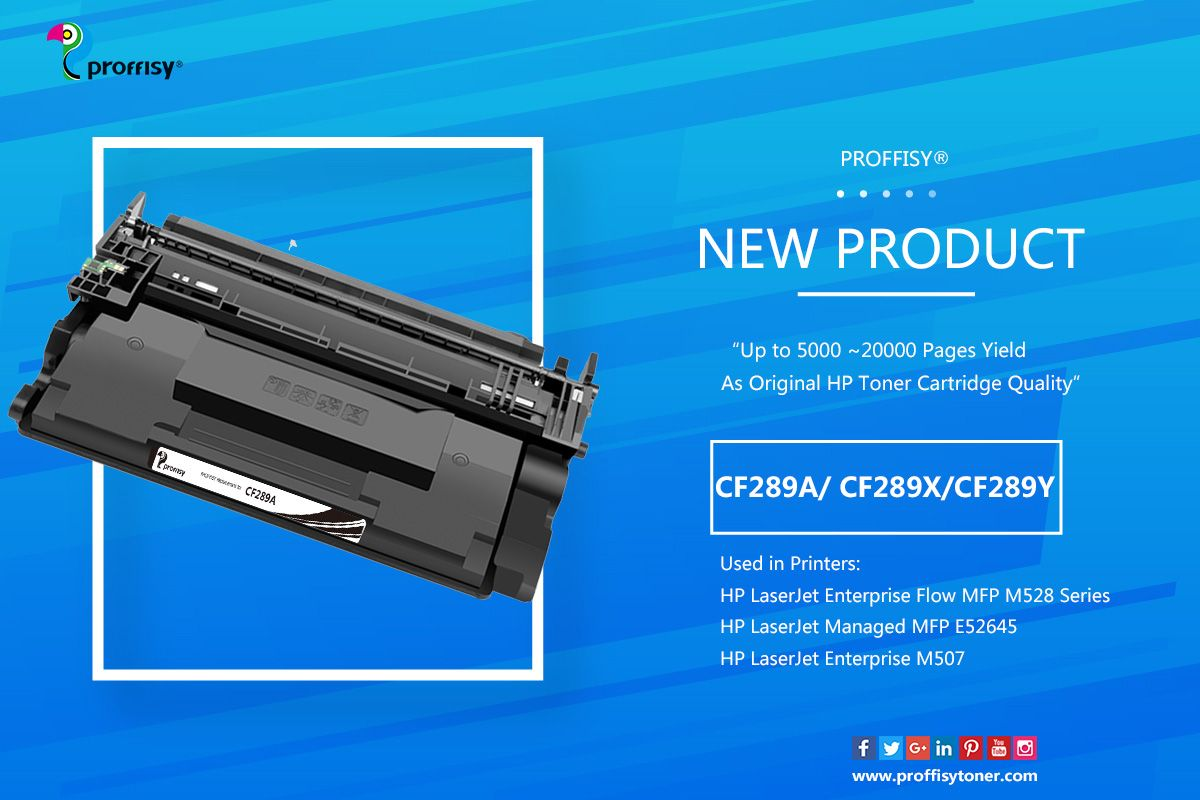 Proffisy 2019 New Release Premium Compatible For HP Toner