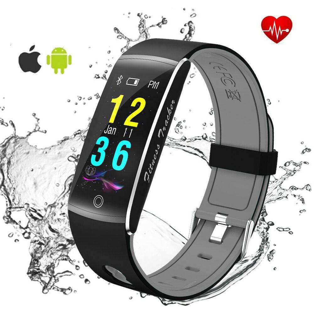 Ebay Sponsored Smart Armband Fitness Uhr Smartwatch Tracker Fernkamera Blutdruck Monitor Ip68 Smartwatch Fitness Uhr Fitness Tracker