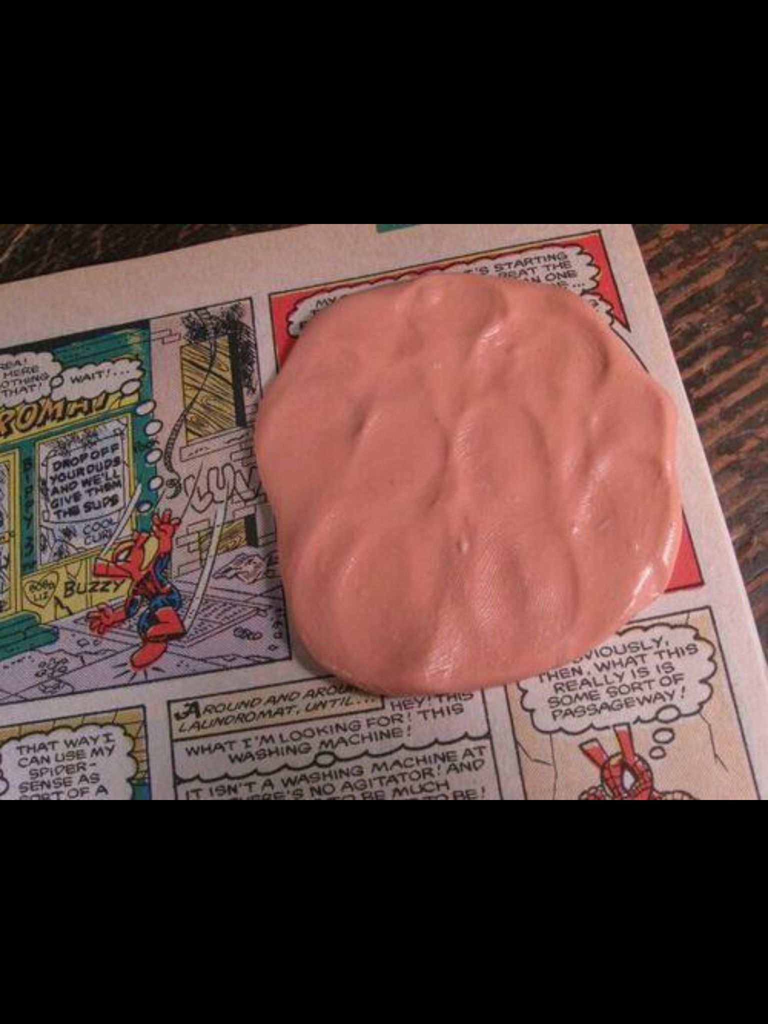 who invented silly putty