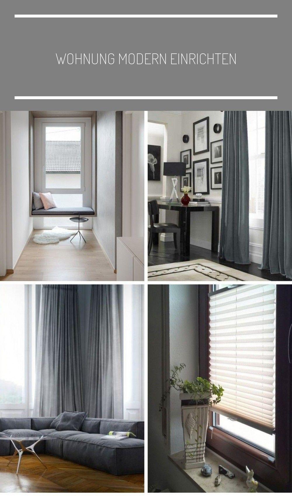 Wohnung Modern Einrichten In 2020 With Images Home Decor Home Modern