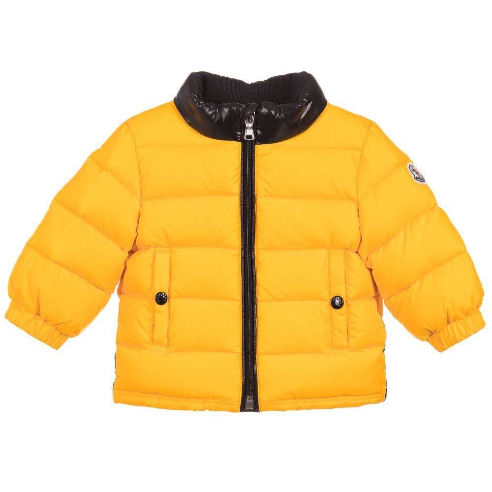 35eeeb947 Boys CLANS Down Padded Jacket for Boy by Moncler. Discover the ...