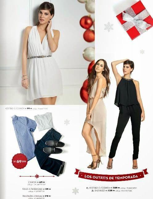 Ofertas De Peru Topitop Catalogo De Ropa Y Ofertas Navidad 2014 Clothes For Women Clothes Outfits