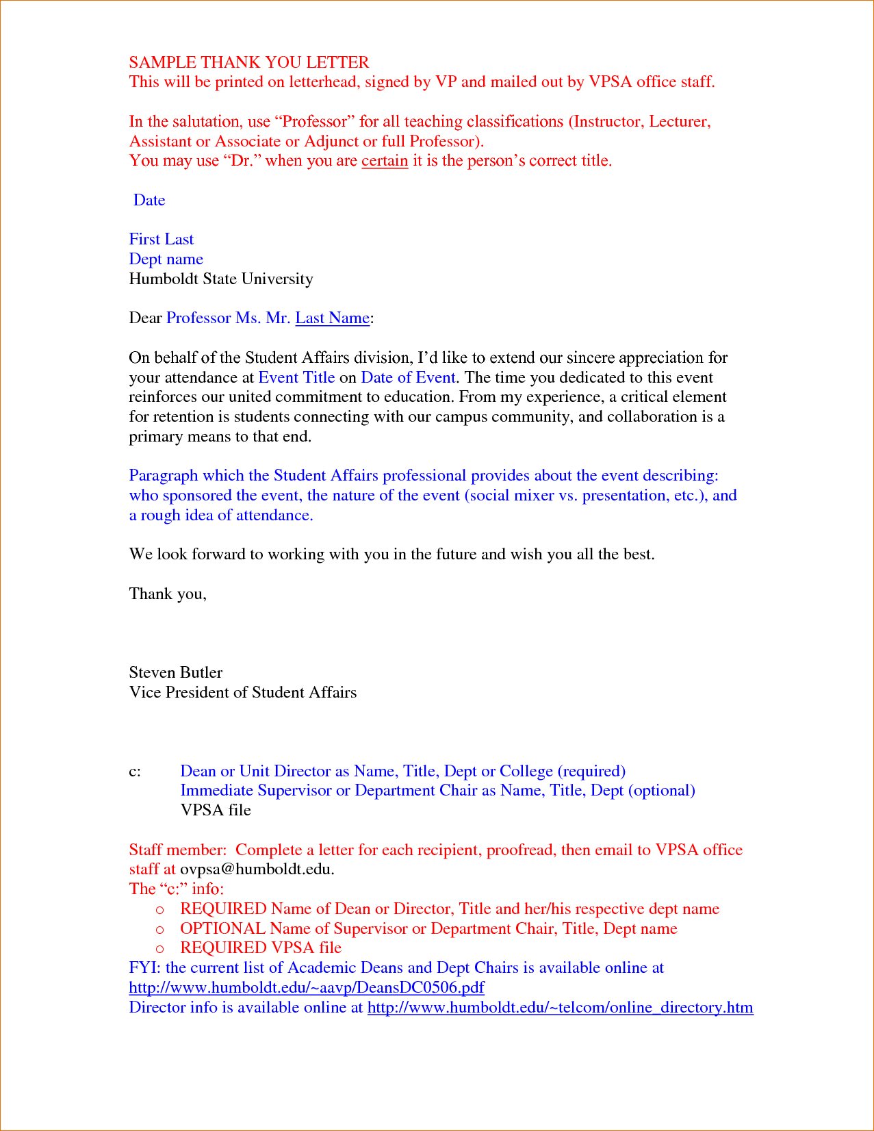 Business Thank You And Appreciation Letter Boss For Free Sample