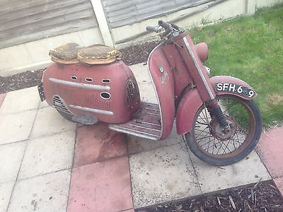 barn find, dkw hobby auto union!!!!!! in Cars, Motorcycles ...