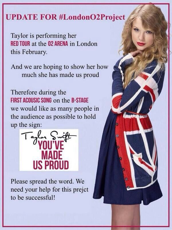 REPOST TO EVERY SOCIAL NETWORKING SITES!!!!!! PLEASE PLEASE PLEASE.  I am not going to the O2 Arena but i would love for this to happen