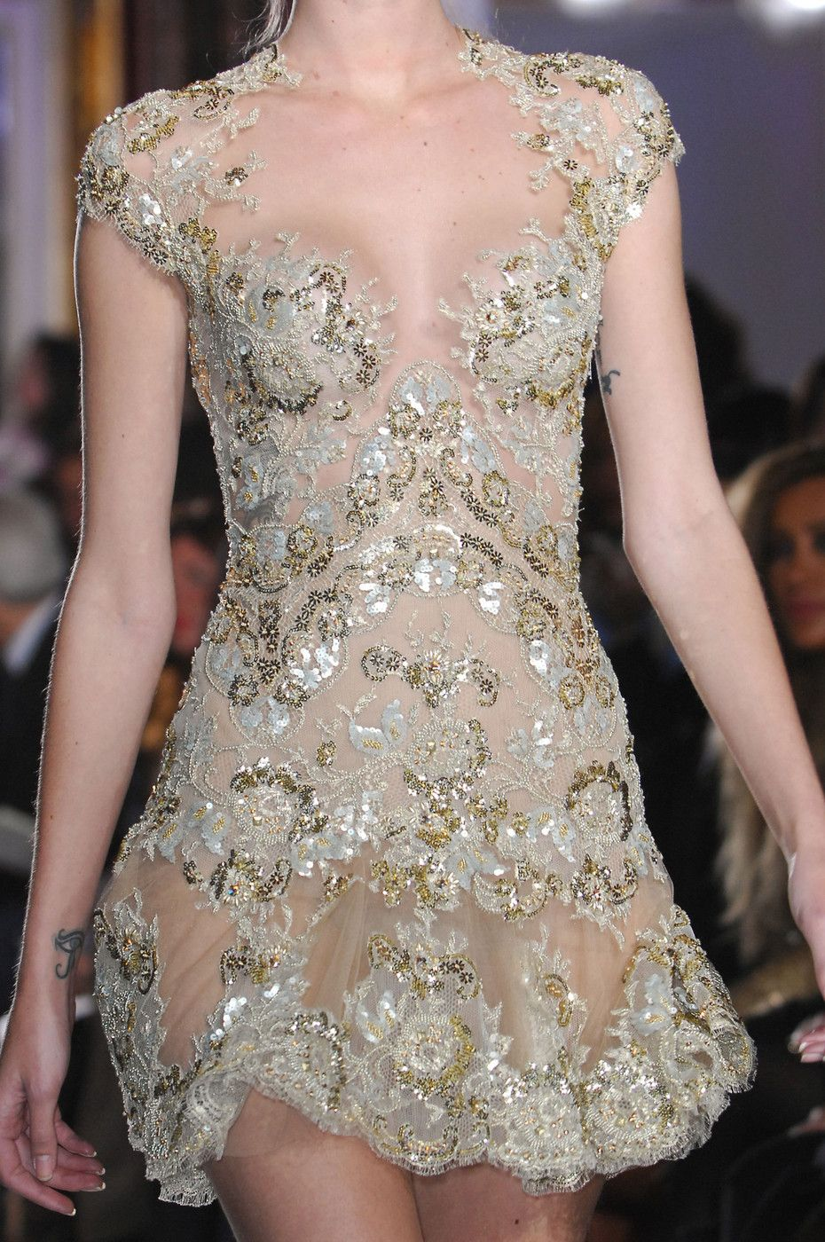 Zuhair murad at couture spring zuhair murad couture and spring