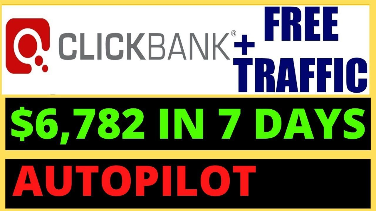 !BRAND NEW! How To Promote Clickbank Products Without a