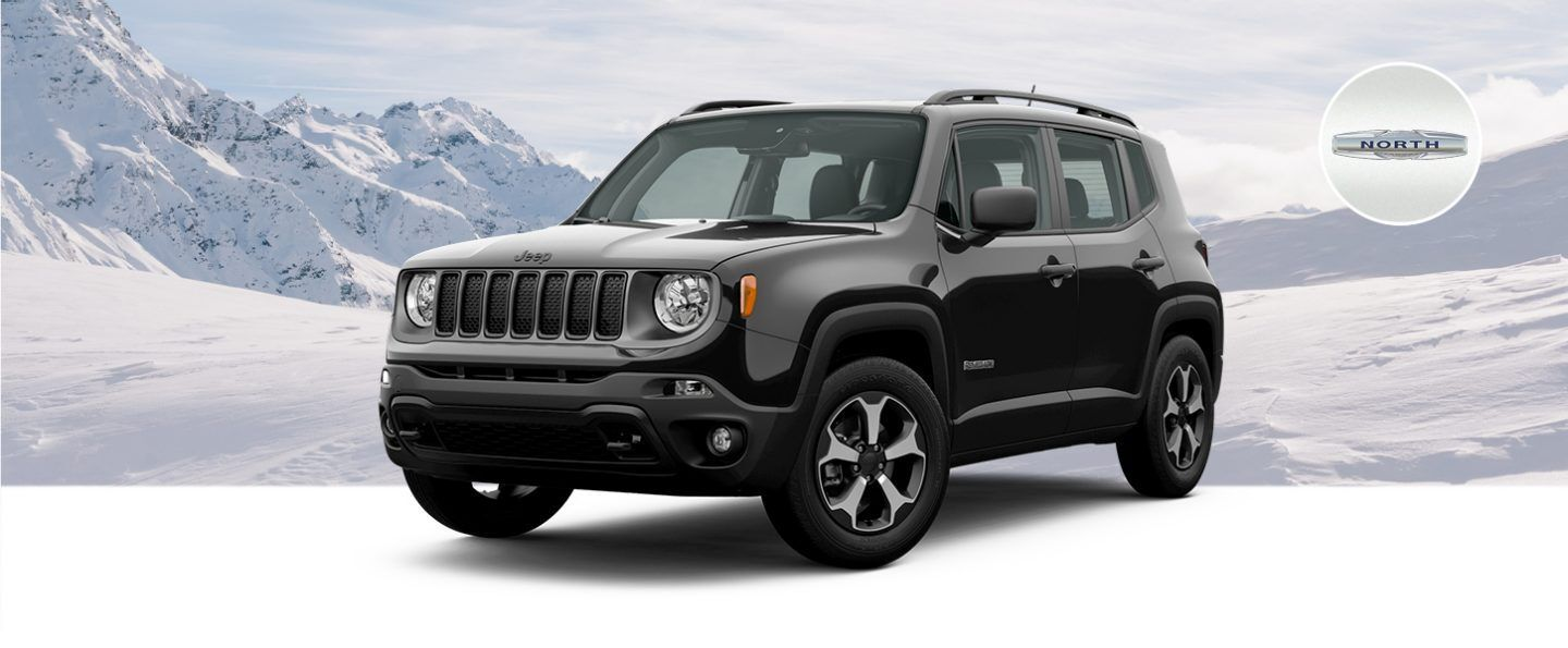 The 2020 Jeep Renegade is safer than ever before! In fact