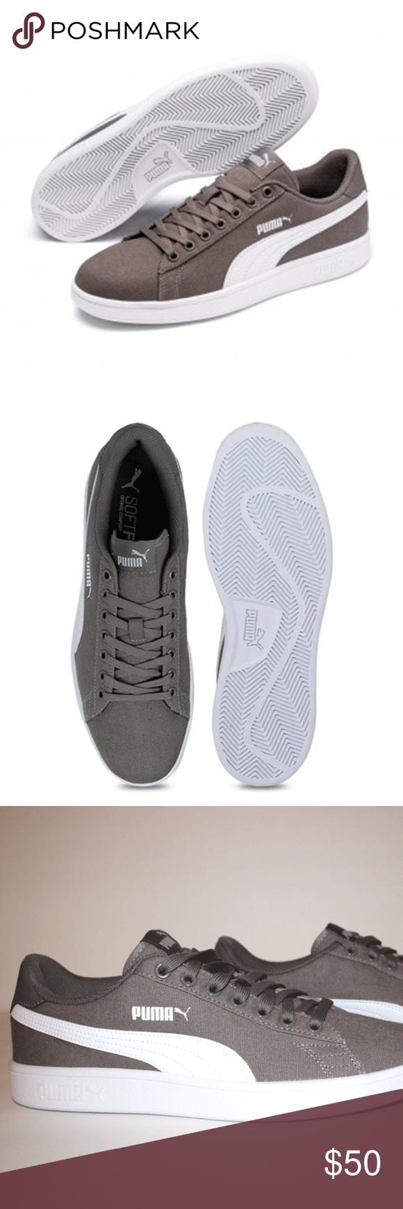 PUMA Smash v2 Canvas Sneakers No. 2