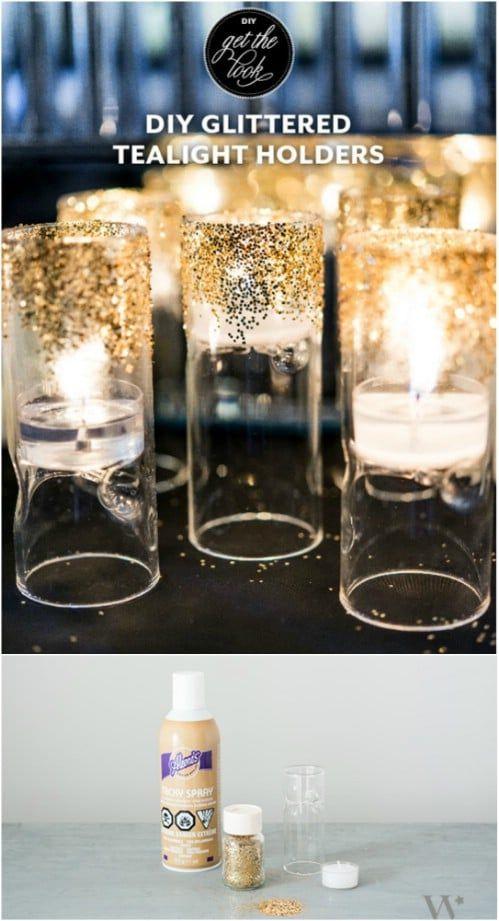 16 einfache Winterhochzeits DIY Projekte #weddingonabudget