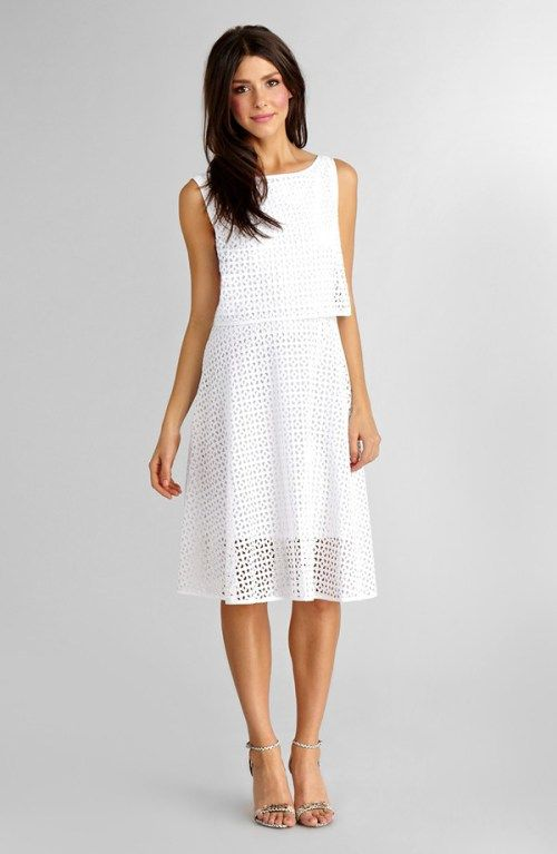 20 Pretty Perfect Little White Dresses Part Two Perfete Little White Dresses Dresses White Dress