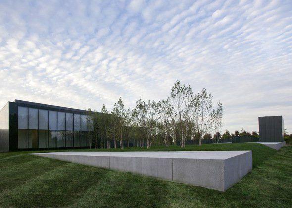 Edificio Este del Museo de San Luis por David Chipperfield