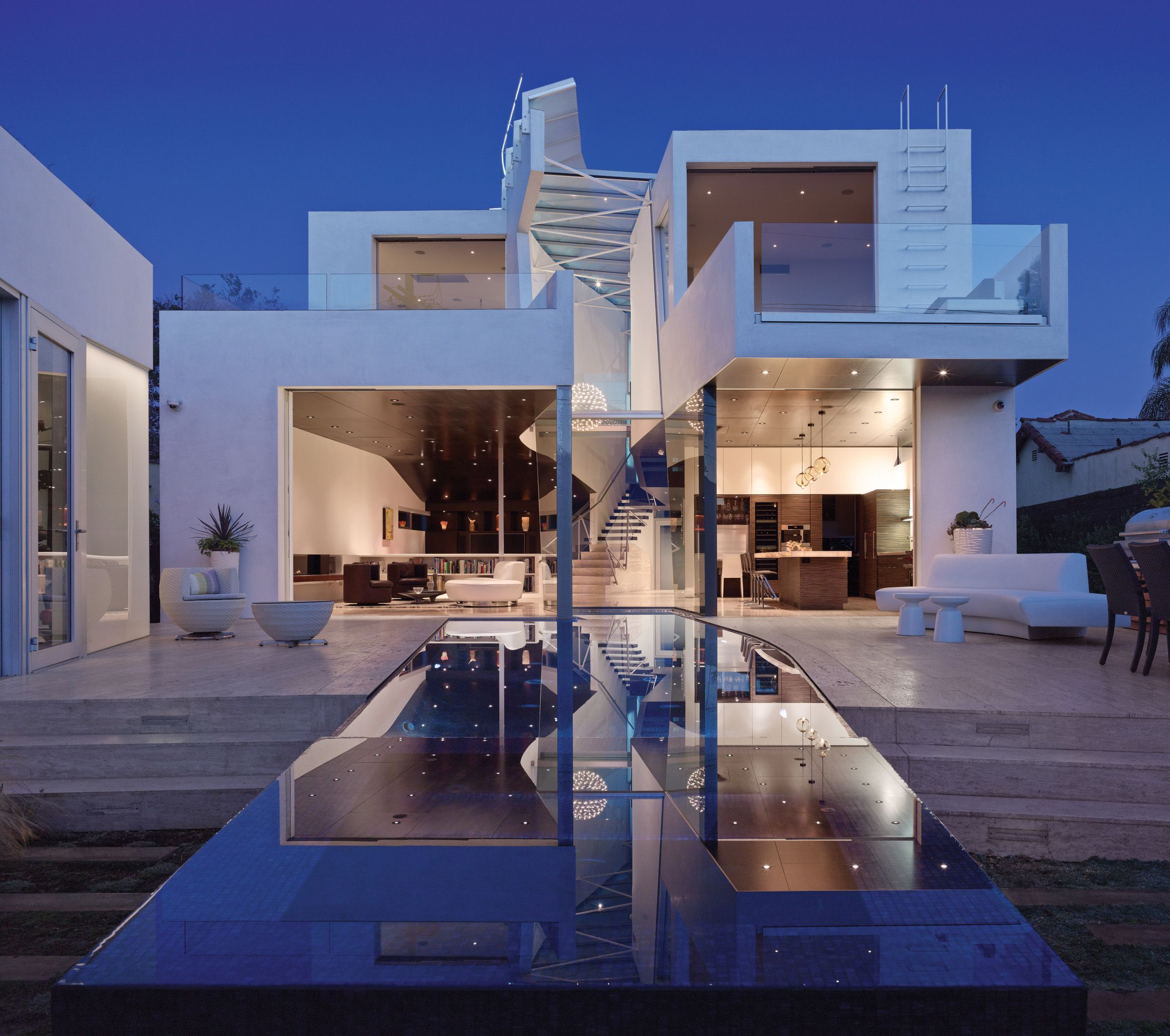 birch residence griffin enright architects aia ca pinterest
