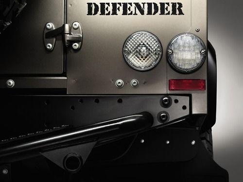 Defender....