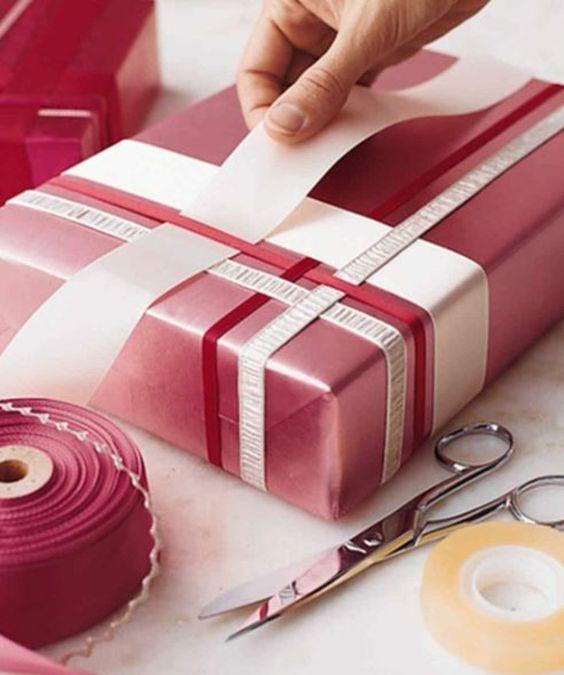 42 kreative Ideen, wie man Geschenke originell verpacken kann #geschenkeverpacken