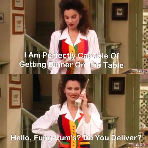 The Nanny was a television touchstone of the '90s, but it's packed with nuggets of wisdom that still work today.