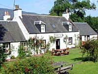The Dores Inn -- directly on Loch Ness, eastern shore. Was here in 2011...lots of beautiful flower gardens.