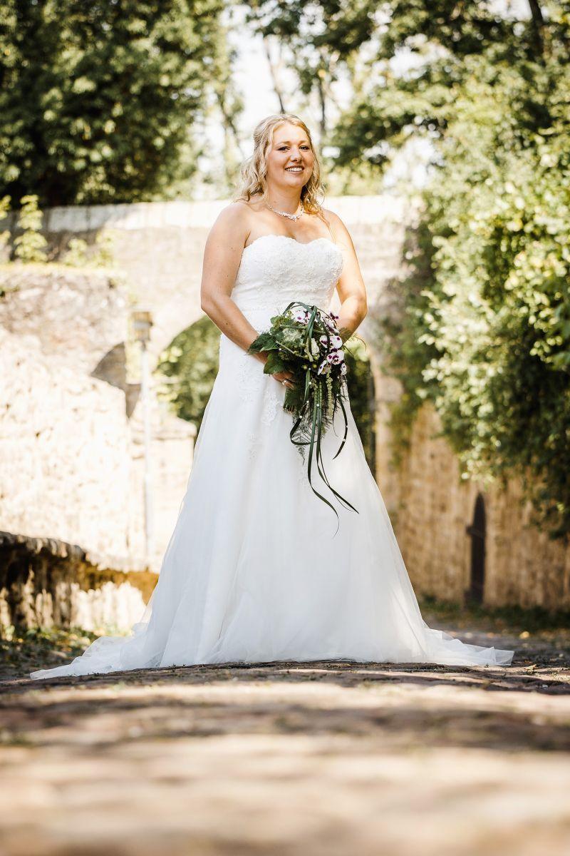 Hochzeit von Vanessa und Philipp auf Schloss Spangenberg ...