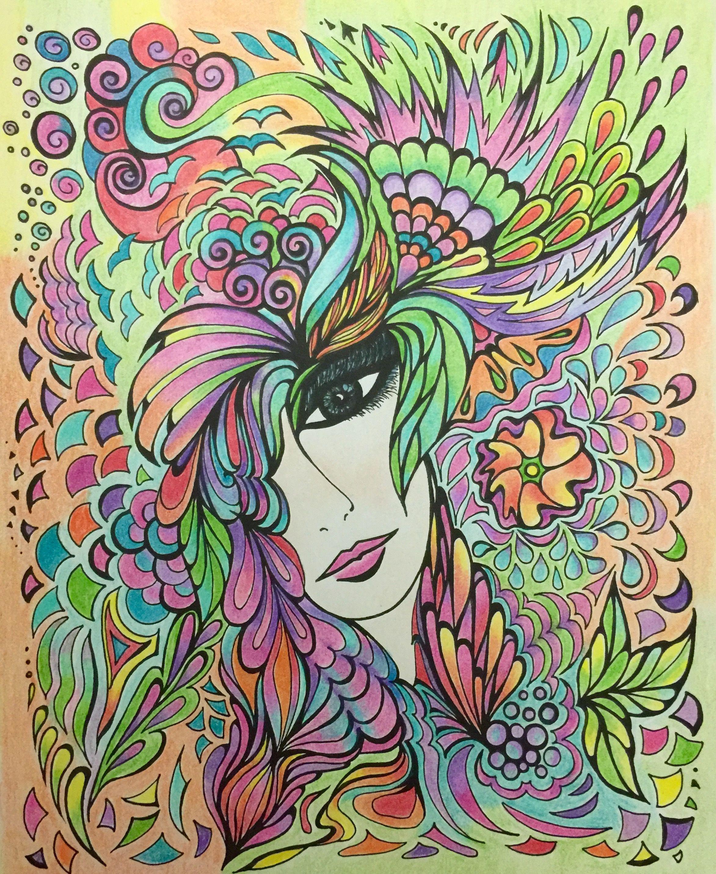Colour book art - Colour Book Adult Coloring Coloring Books Coloring Pages Book Art Amazons Coloring Colors