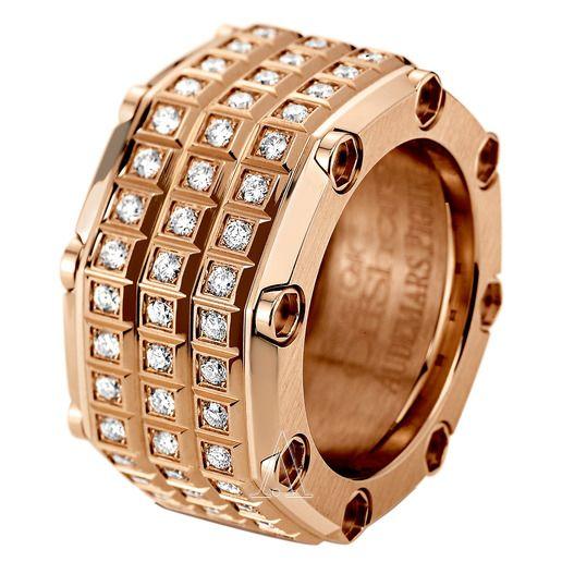 Audemars Piguet Jewelry Women S Royal Oak Offs Ring Bg0735 Orl 51 G000