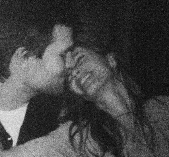 """""""Happy birthday my love!"""" she captioned a sweet black and white shot. """"Thank you for being the best husband, father and friend.Thank you for being you. I love you so much"""""""