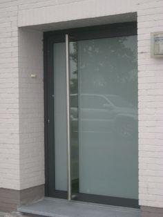 Voordeur modern