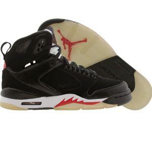 Jordan Sixty Plus 60+ (black / white / varsity red) 365163-061