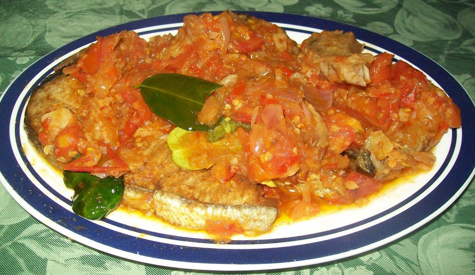 Ikan Tuna Rica Rica Resep Memasak Dapur