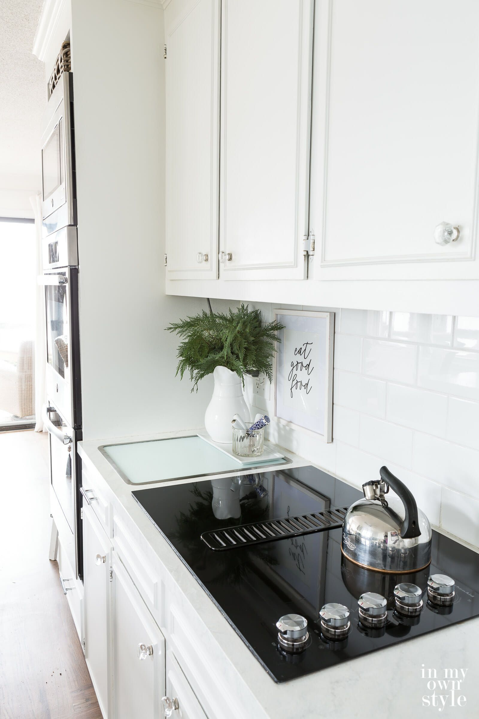 A Reader Inspired Change For My Kitchen In 2020 Small Kitchen
