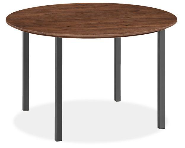 Pratt Round Dining Tables Modern Dining Tables Modern Dining