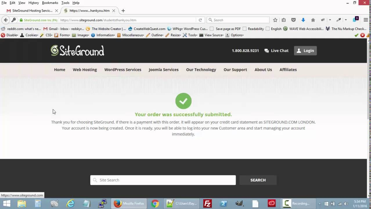 Free web hosting from siteground cms drupal 8 pinterest drupal free web hosting from siteground baditri Images