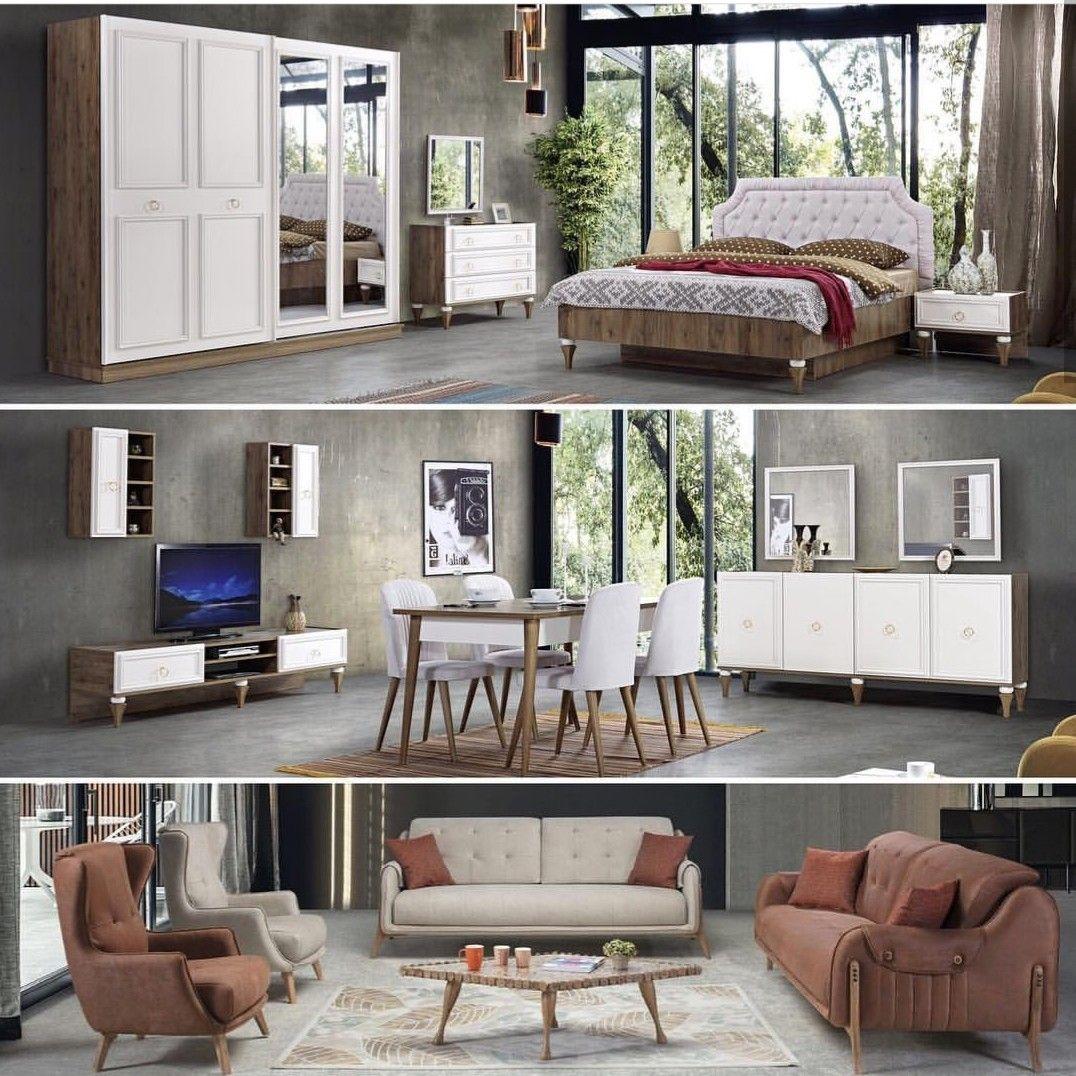 Yatak Odasi Yemek Odasi Koltuk Takimi Tv Unitesi Yatak Odasi Yatak Yatak Odalari