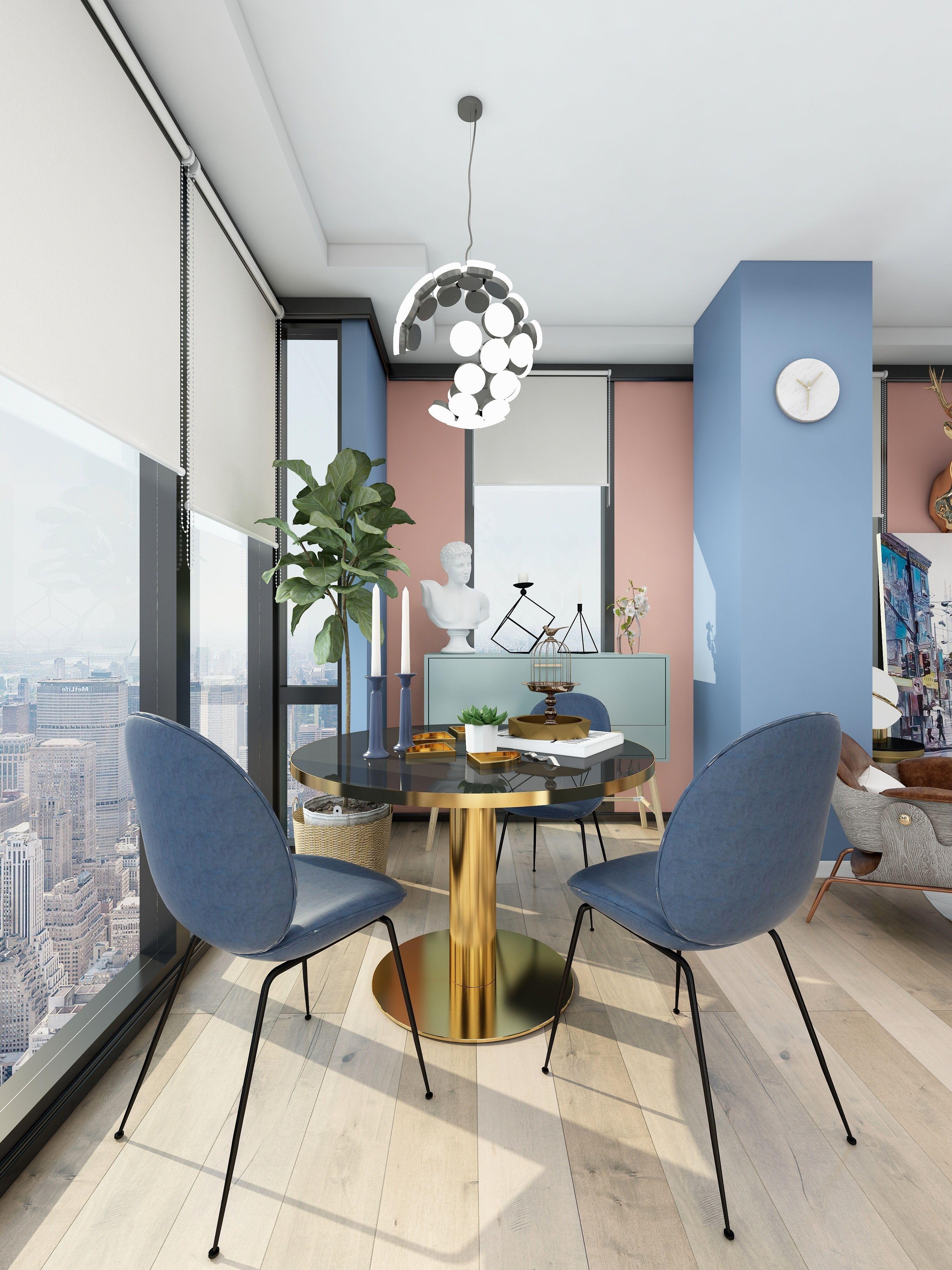 3d Room Interior Design: Realistic Room Design Created With Platform Coohom