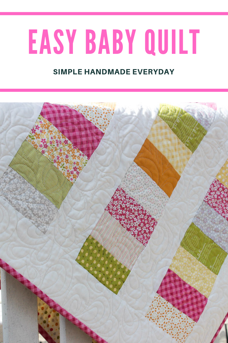 Baby Quilt Patterns.Jelly Roll Baby Quilt Patterns Free Quilt Pattern