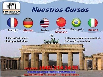 CONOCE NUESTROS CURSOS, CLASE MUESTRA GRATIS!! BRANDENBURGO CENTRO DE IDIOMAS  #Conoce, #Nuestros, #Cursos, #Clase, #Muestra, #Gratis, #Brandenburgo, #Centro, #Idiomas