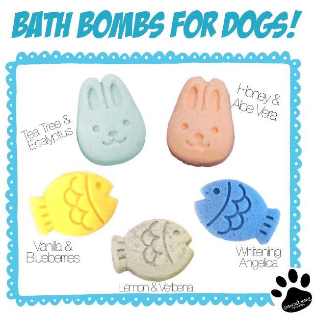 Bath Bomb For Dogs Bath Bombs Diy Dog Stuff Bath Bombs Diy
